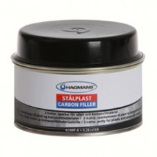 Hagmans Plast spackel Carbon filler 0,56L