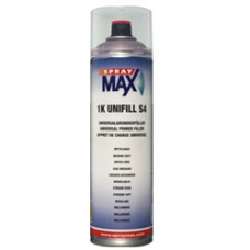 Spraymax Slipgrund  Spray 1K Unifill S4 Stor burk 500ml