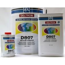 PPG D807 Thinner standard 5 Liter