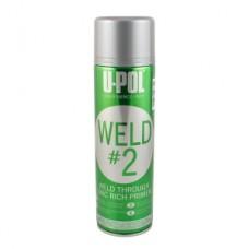Svetsprimer - Spray U-Pol Weld#2